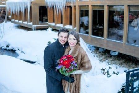 Ancaster wedding couple photography