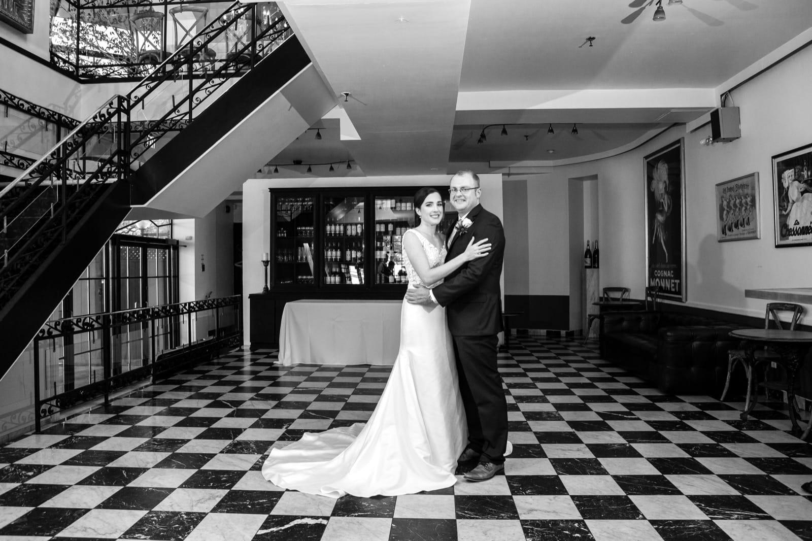 Toronto Wedding at the Rosewater Restaurant