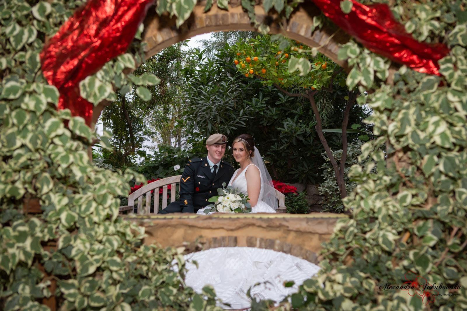 Burlington wedding