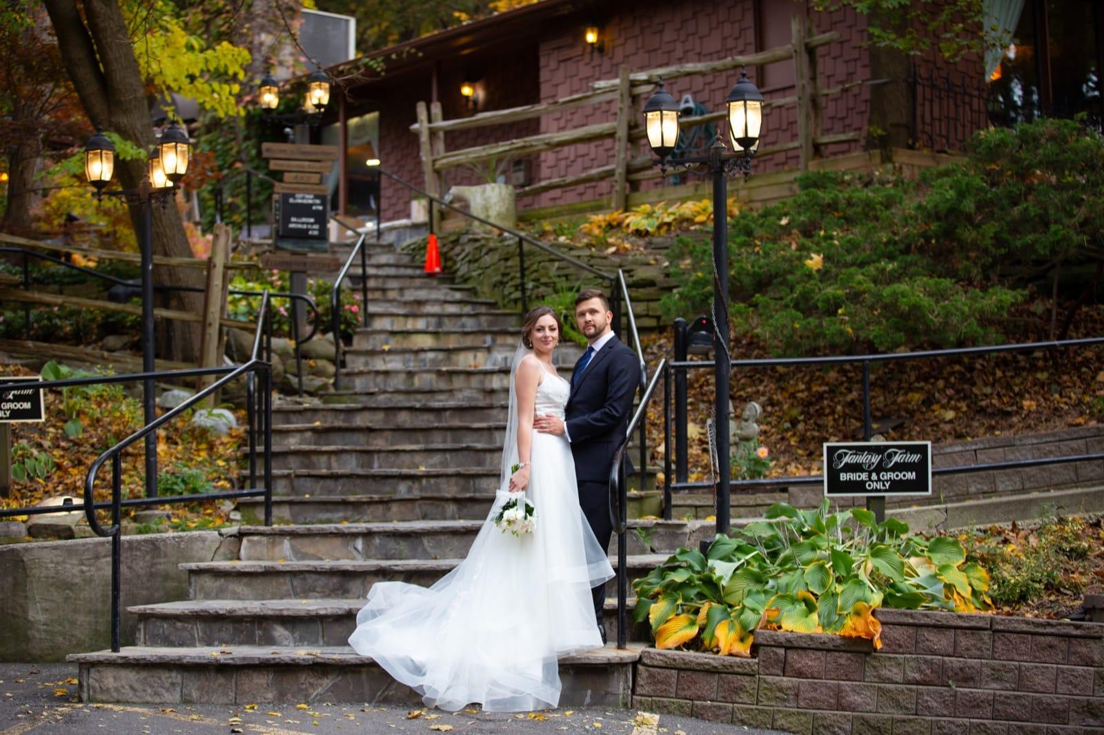 Fantasy Farms Wedding Pictures