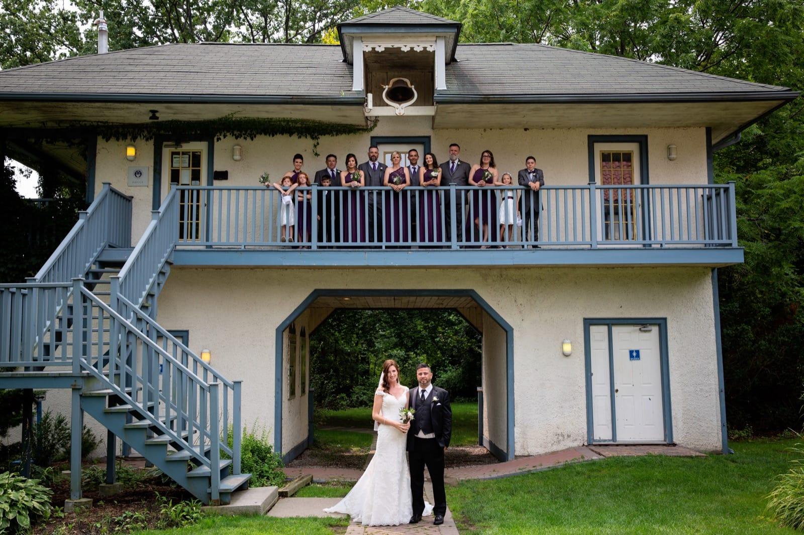 Wedding Photo Adamson Estate