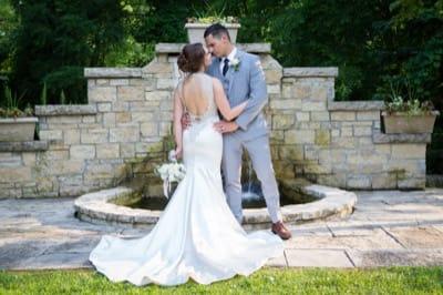 Harbour Banquet Centre Oakville Wedding Photo
