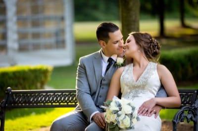 Oakville Harbour Banquet Centre Wedding Photo