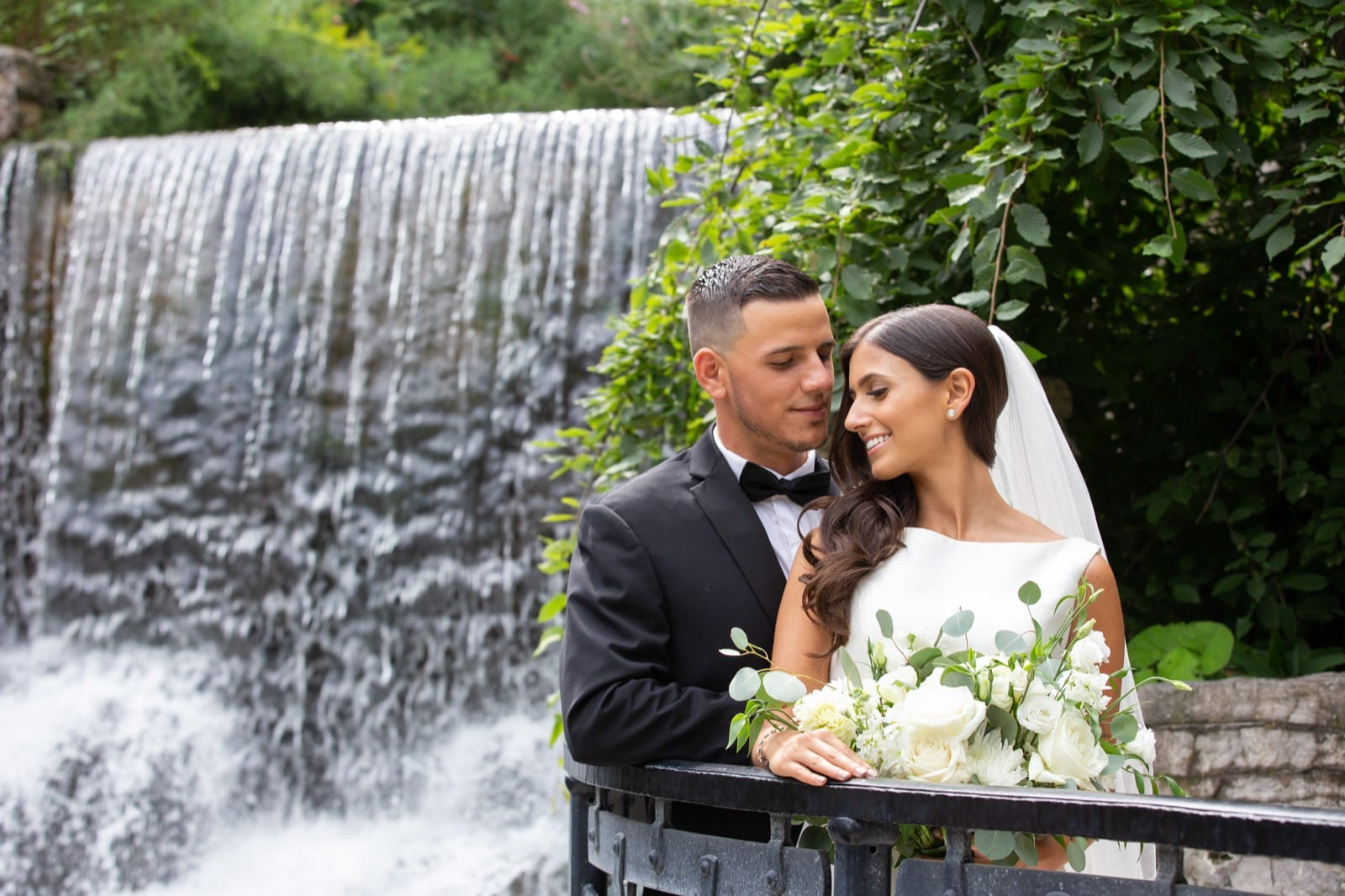 Photography Ancaster Mill wedding