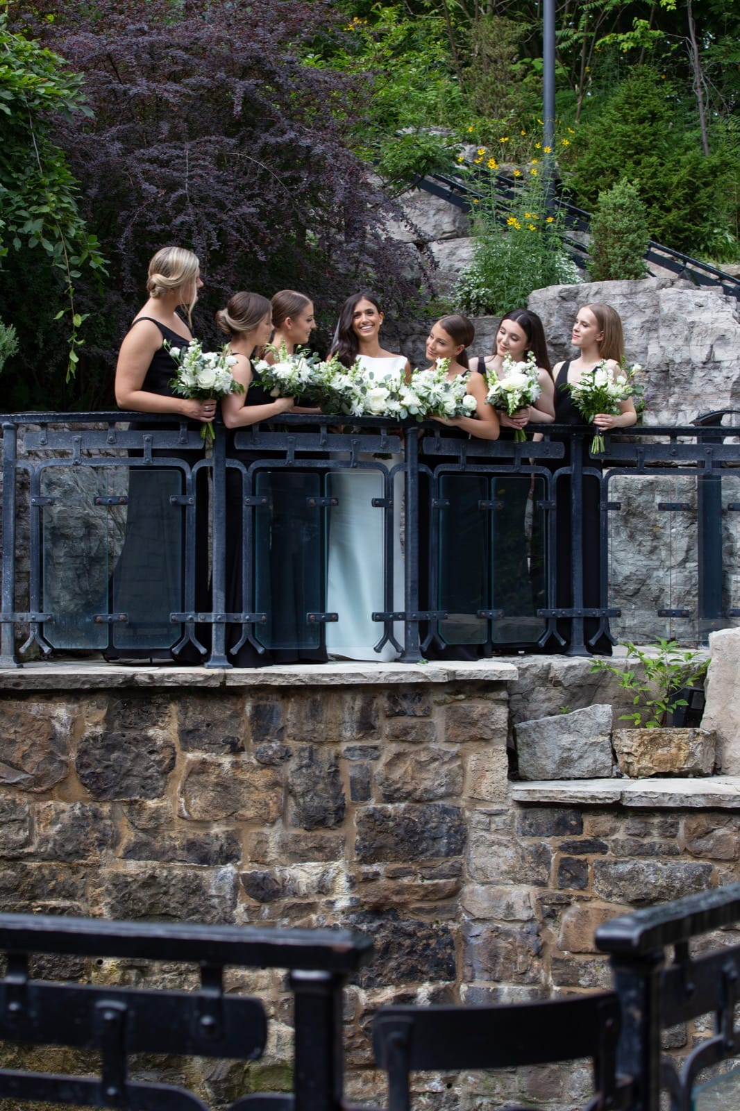 Wedding Photo Ancaster Mill