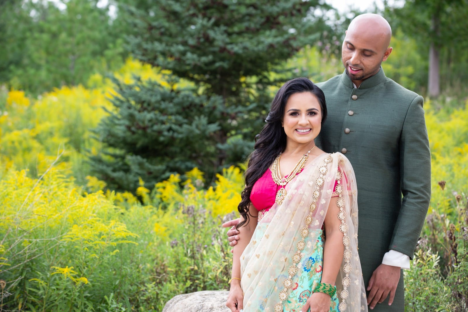 Mendhi Toronto Wedding Photography