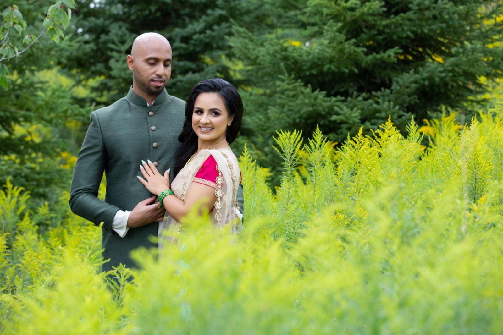 Mendhi Toronto Wedding Wedding Photo