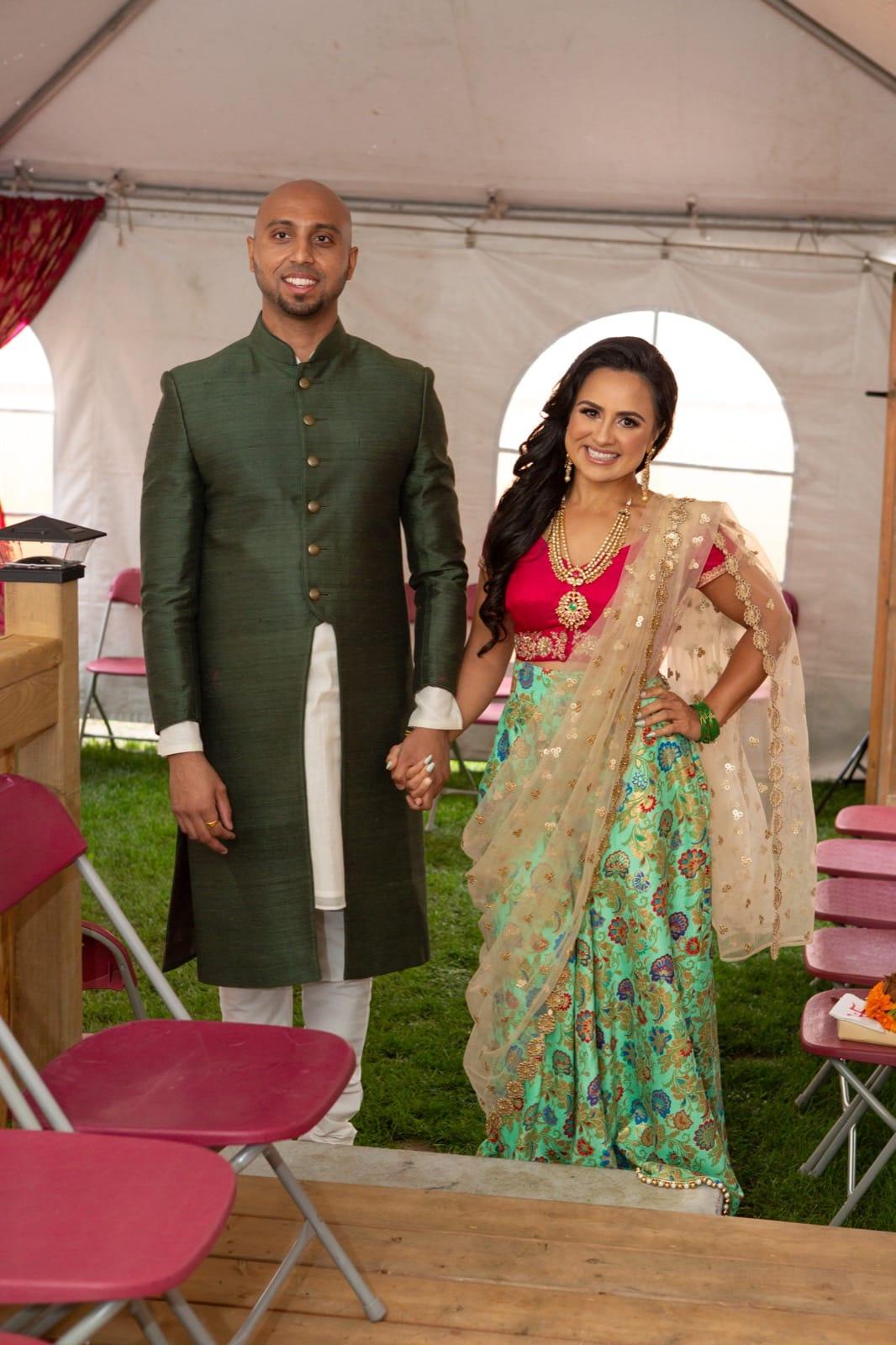 Mendhi Toronto Wedding wedding