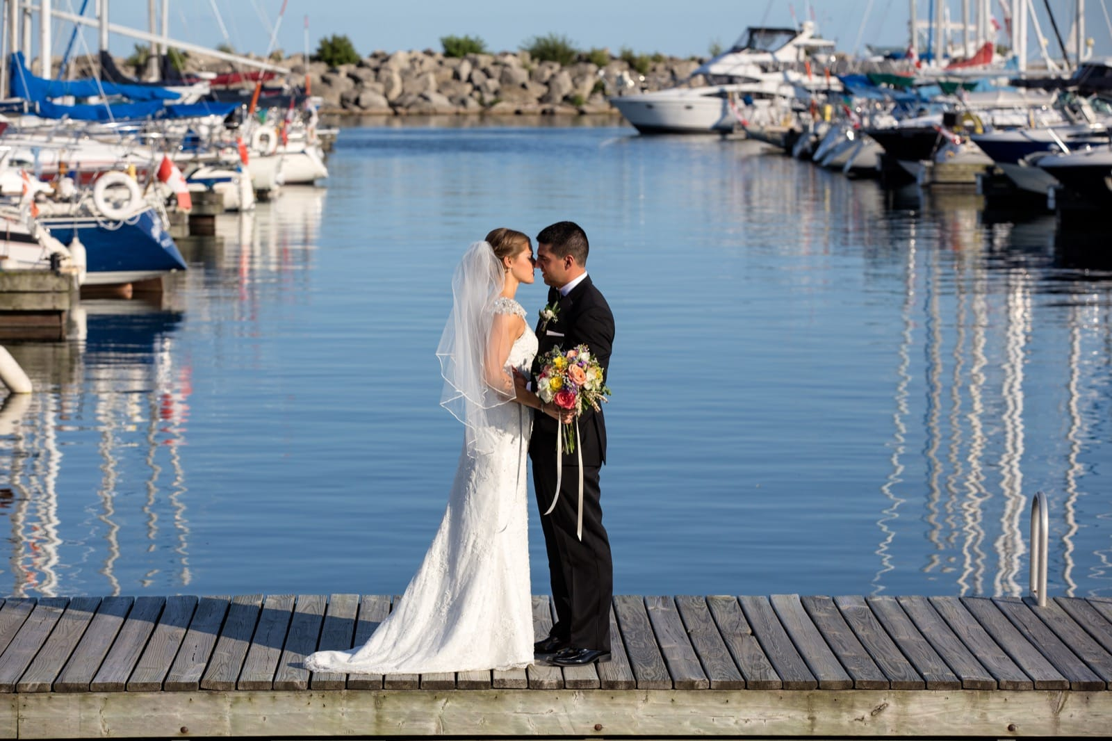Wedding at Harbour Banquet & Conference Centre, Oakville