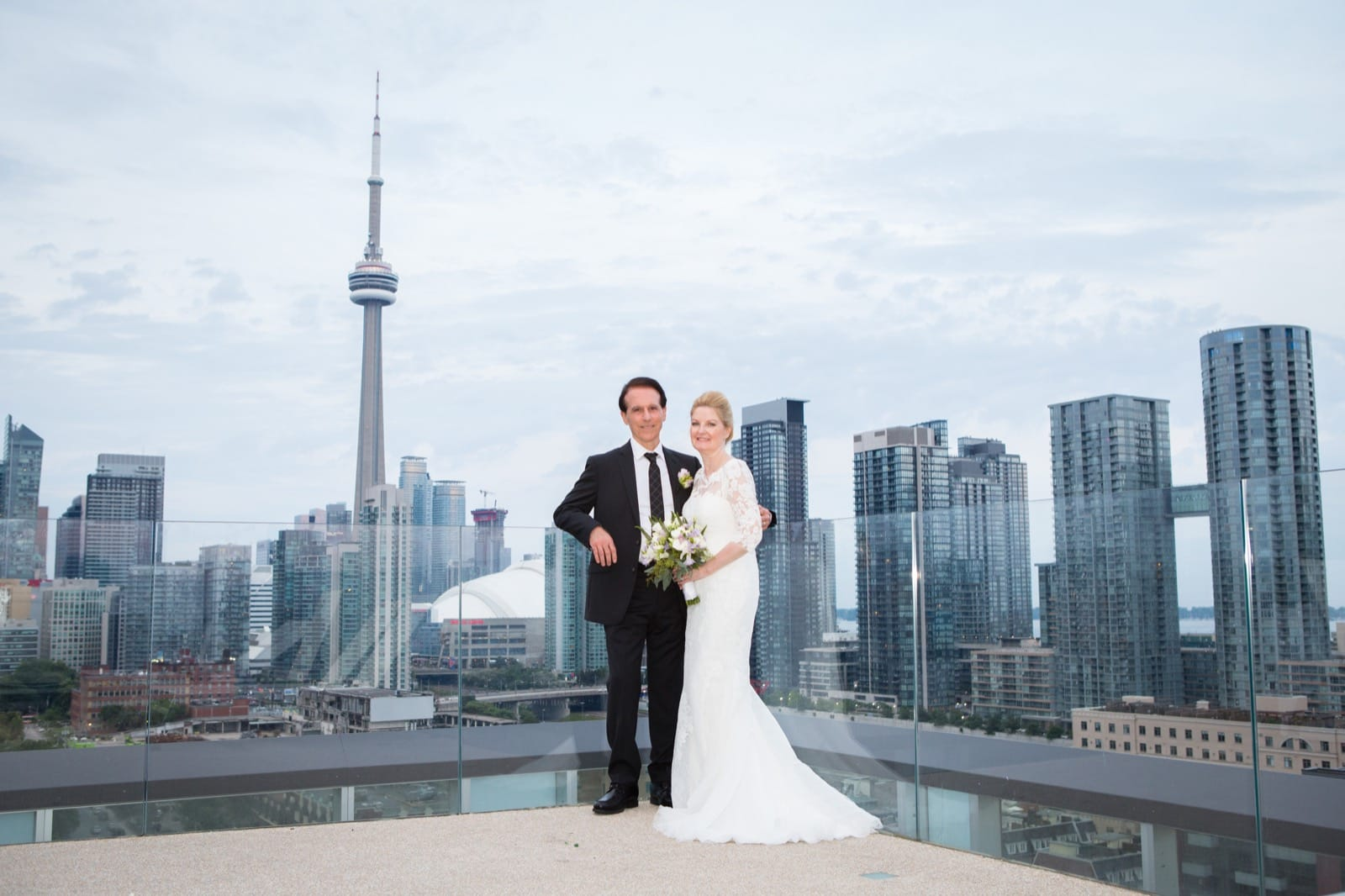 Italian wedding at the Thompson Hotel, Toronto