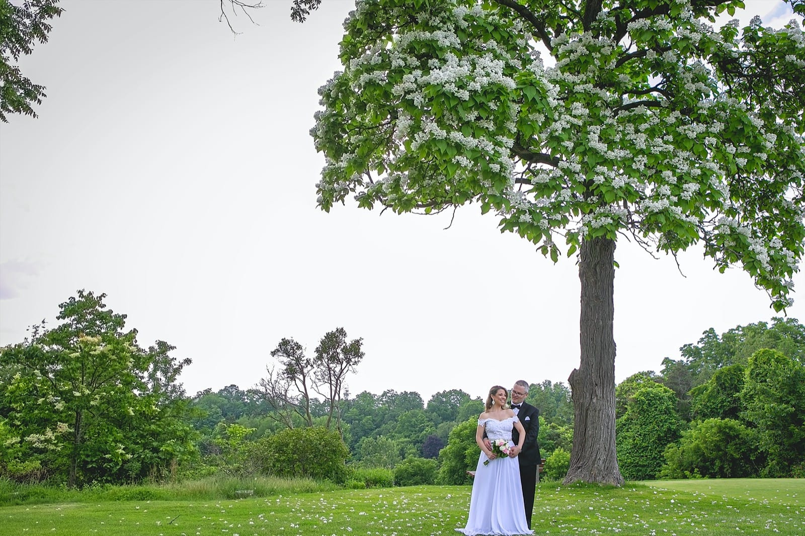 Wedding Photography at the Scarboro Golf and Country Club