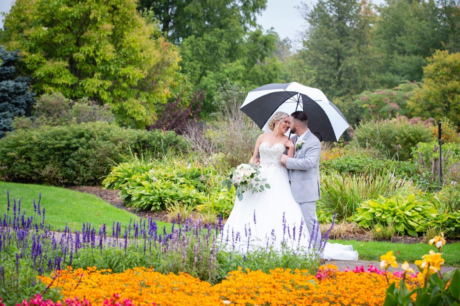 Wedding pictures at Burlington Convention Centre