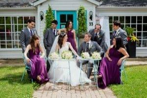 Toronto Wedding Party