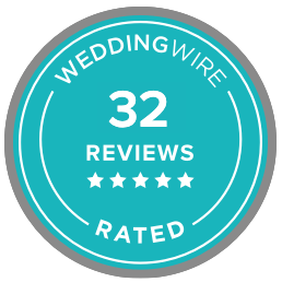Wedding Wire Rated Photographer
